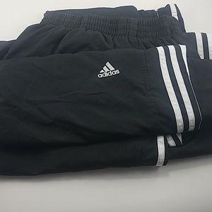 Adidas Clima365 Black Track Pants